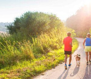 4 Beneficios de hacer Ejercicio con nuestro Perro