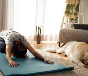 #Doga. Yoga para #perros